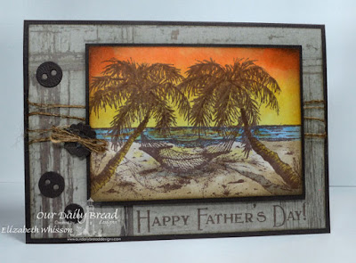 Our Daily Bread Designs, Happy Father's Day, Happy Retirement, Matting Circles Dies, Designed by Elizabeth Whisson