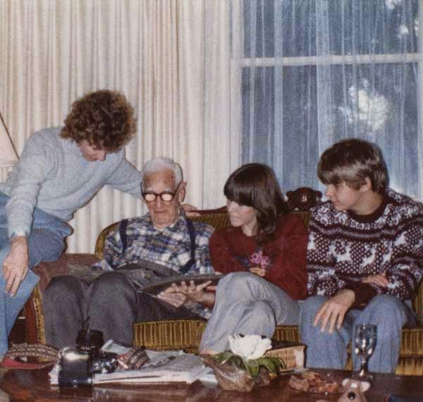 W. T. Booksh Sr. and Zimmerman family, belletisdale.blogspot.com