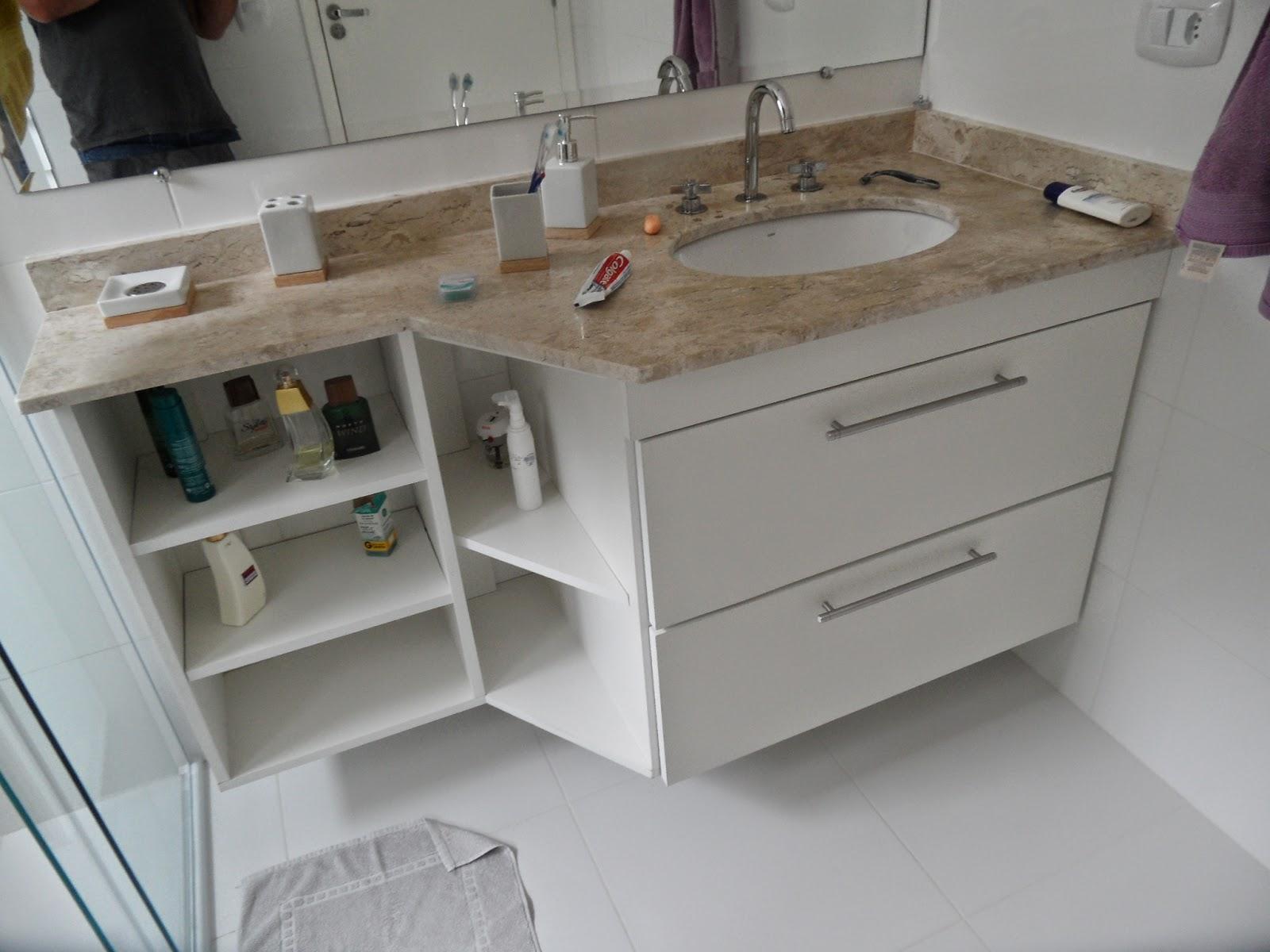 gabinete de banheiro gabinete de banheiro #5E4D3F 1600x1200 Balcão Banheiro Pia