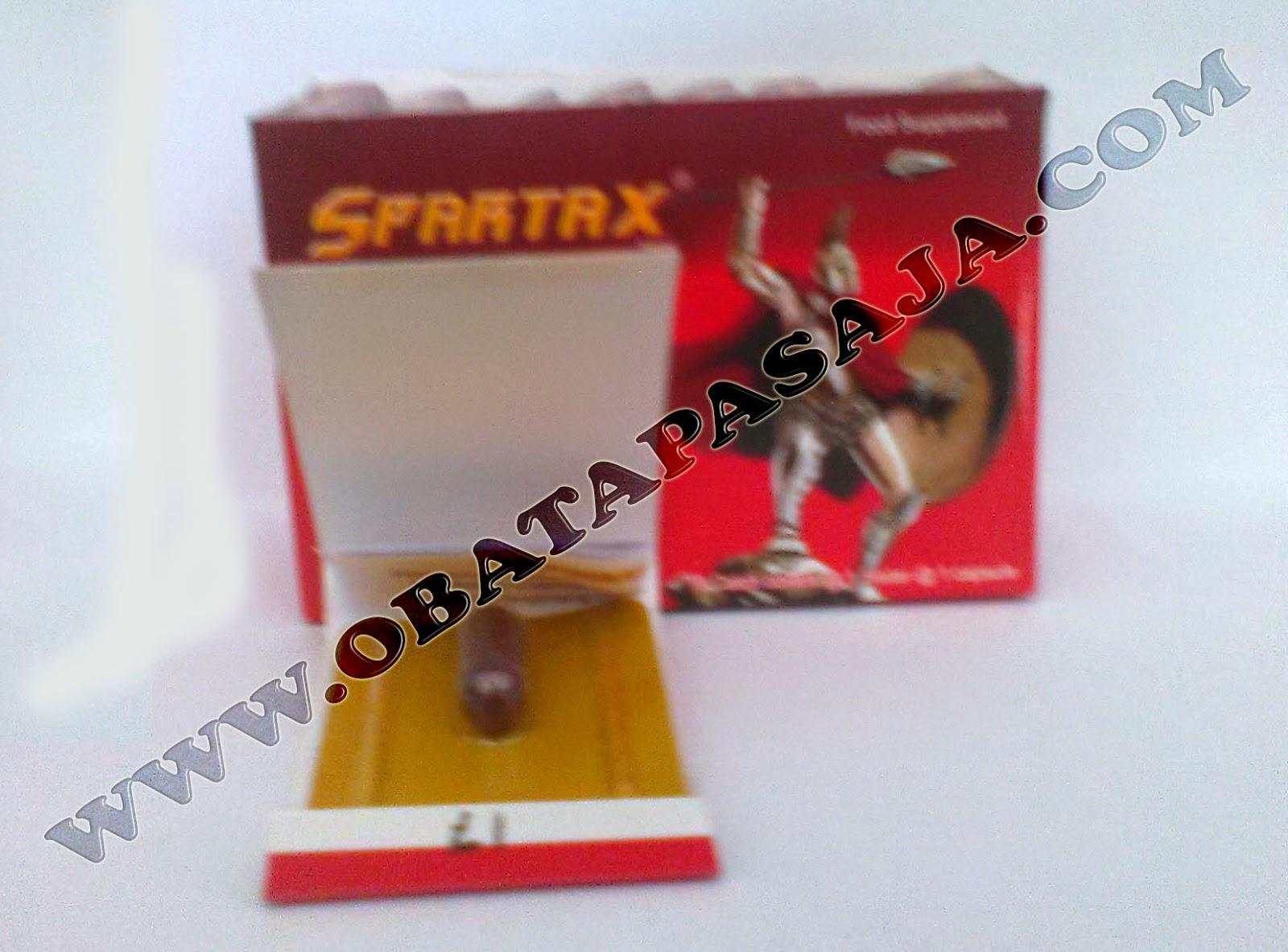 Manfaat Spartax untuk Pria