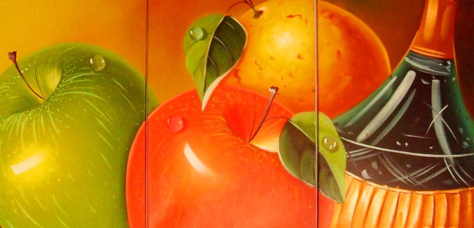 Im genes arte pinturas im genes de bodegones al leo - Pinturas bodegones modernos ...