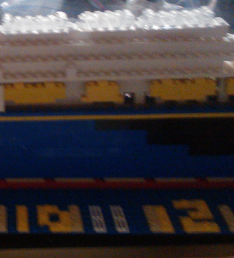 Lego Wonder lifeboat prototyping