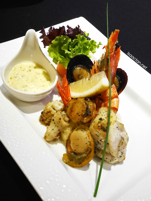 Fisherman Treat - RM38