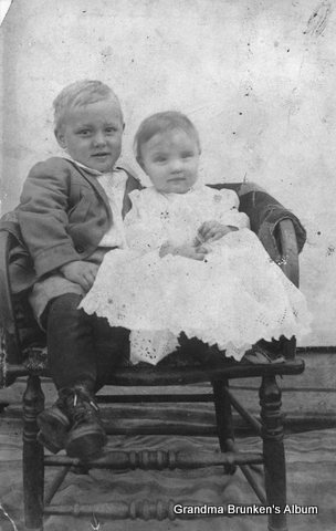 Edward and Dorthy Weber