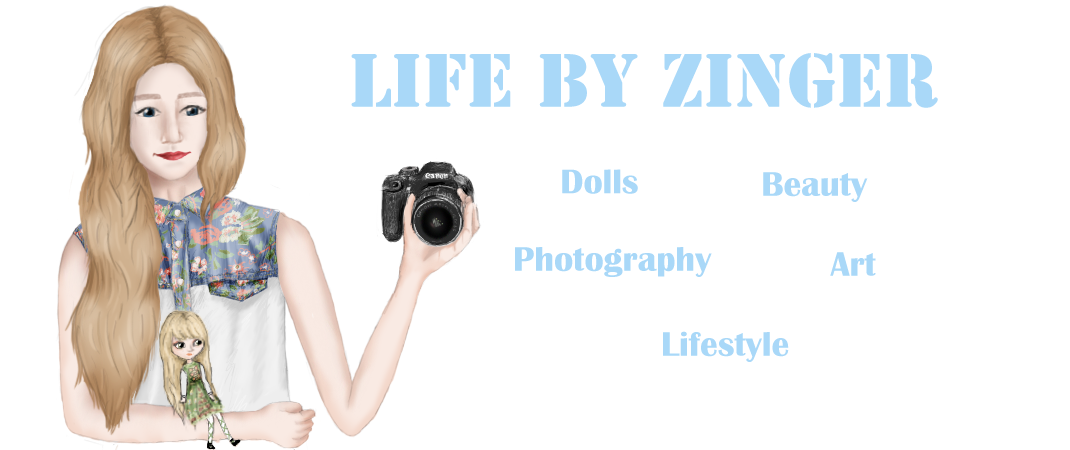 LIFE BY ZINGER