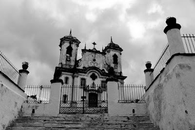 Igreja Nossa Senhora da Conceição (Ouro Preto, Minas Gerais, Brasil), by Guillermo Aldaya / PhotoConversa