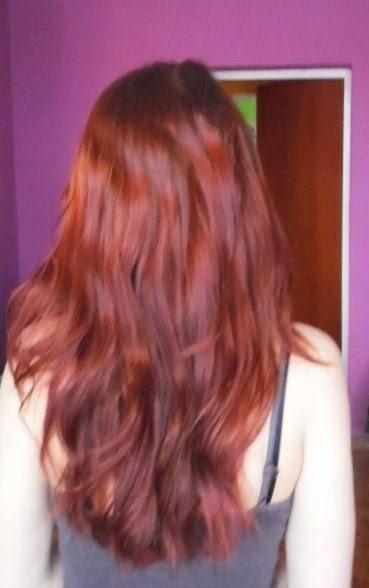 Niedziela dla włosów #17 odżywienie włosów mieszanką henn: jasny brąz i cassia