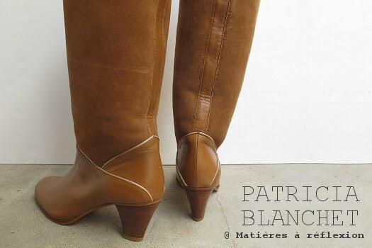 Bottes retro Patricia Blanchet Punkette
