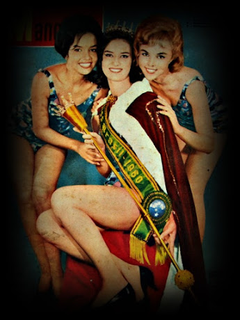 1960 -Top Tres Miss Universo Brasil