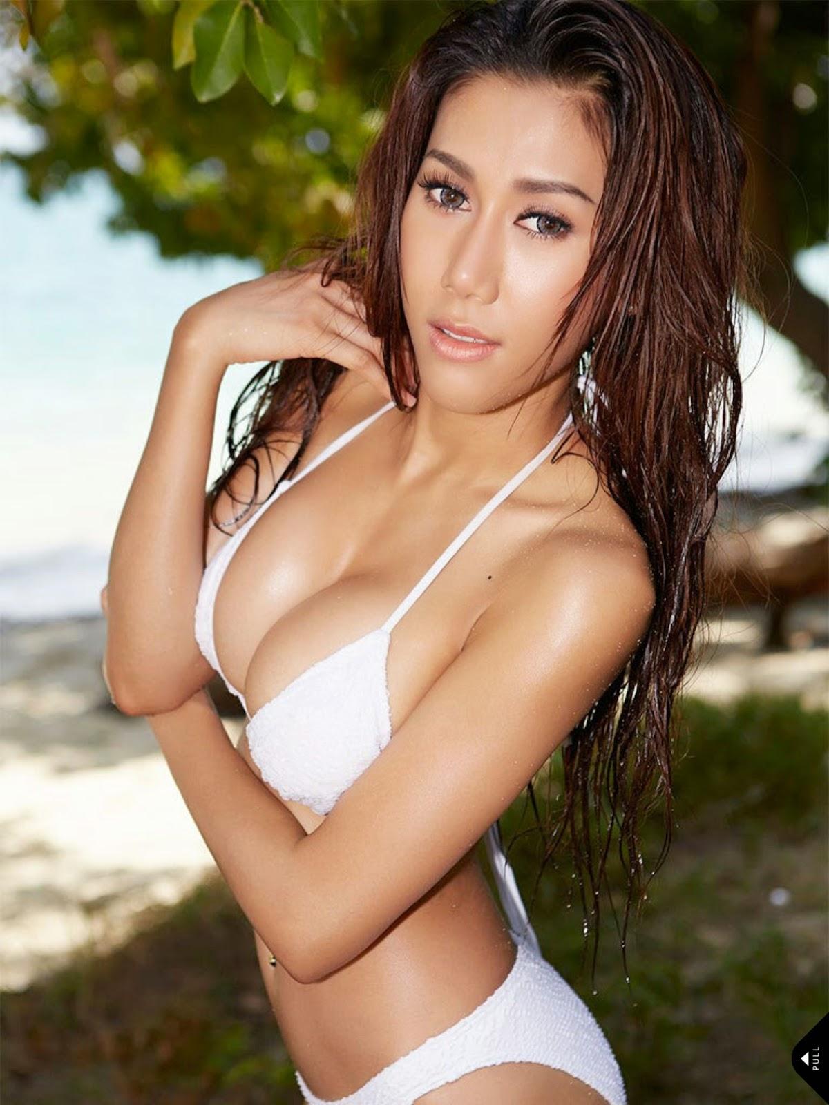 CM-Playboy Thailand-Playboy's Bunny Photobook GeGe 2014