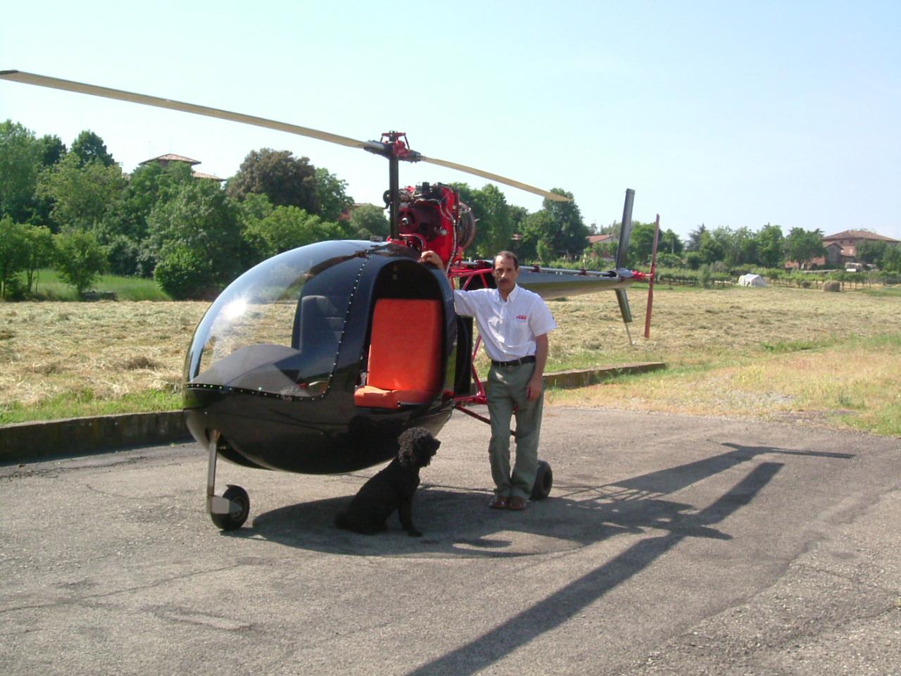 Km H Elicottero : Motor chicche nino fama dalle piste agli elicotteri
