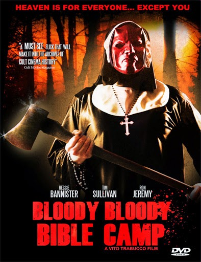 Ver Bloody Bloody Bible Camp (2012) Online