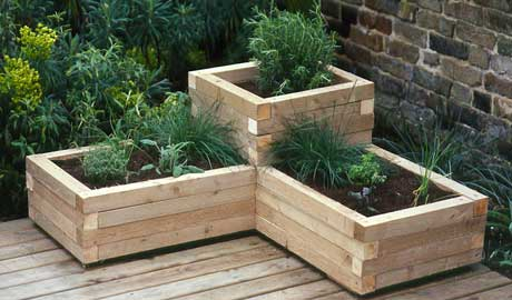 Patent Pending Projects Garden Planter Project