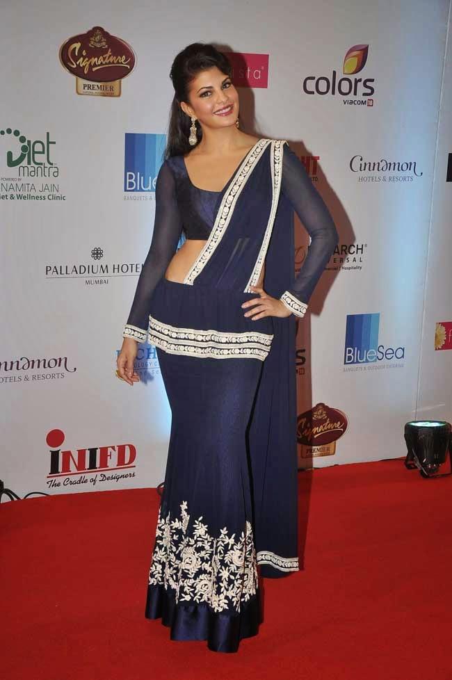 Jacqueline Fernandez at fbb Femina Miss India 2014
