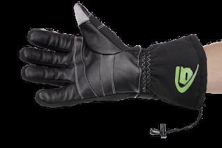 قفازات بلوتوث   للهواتف الذكية Bluetooth Gloves للتحكم بهاتفك دون لمسه