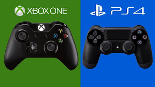 Xbox  One vs PS 4
