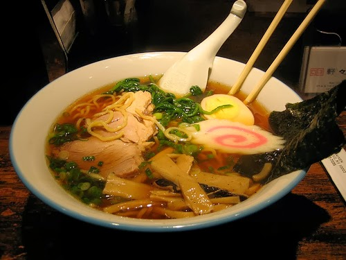 ramen soup new york city