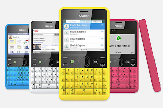Nokia Asha 210, WhatsApp Phone