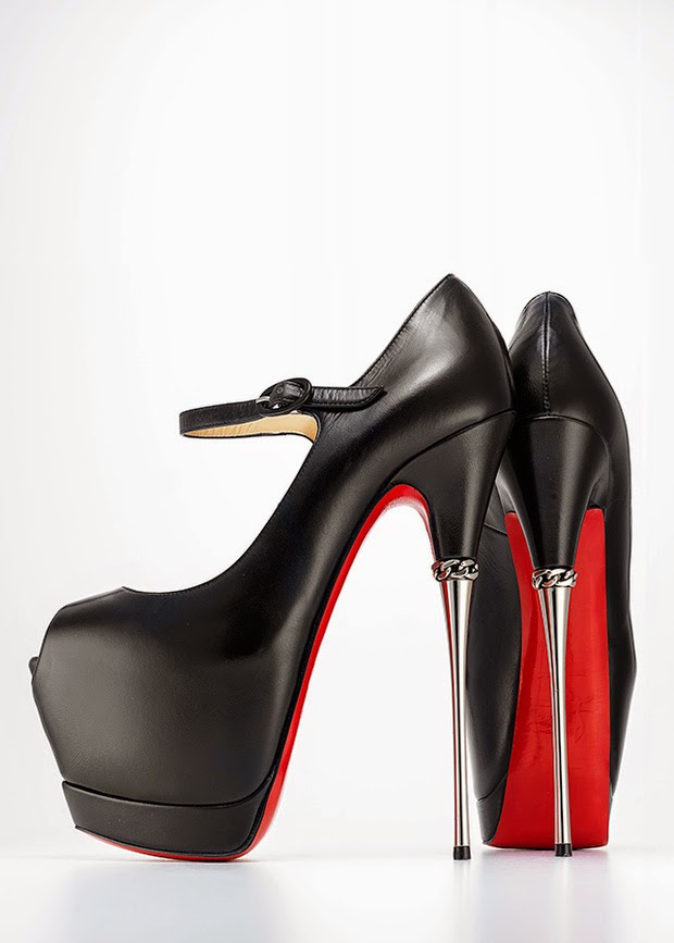 high heels louboutin