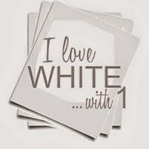 I Love White with 1
