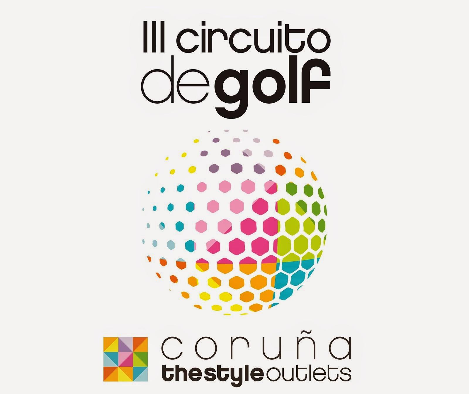 III CIRCUITO DE GOLF CORUÑA THE STYLE OUTLETS