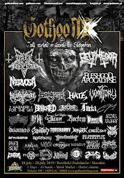GOTHOOM OPEN AIR FEST 2019