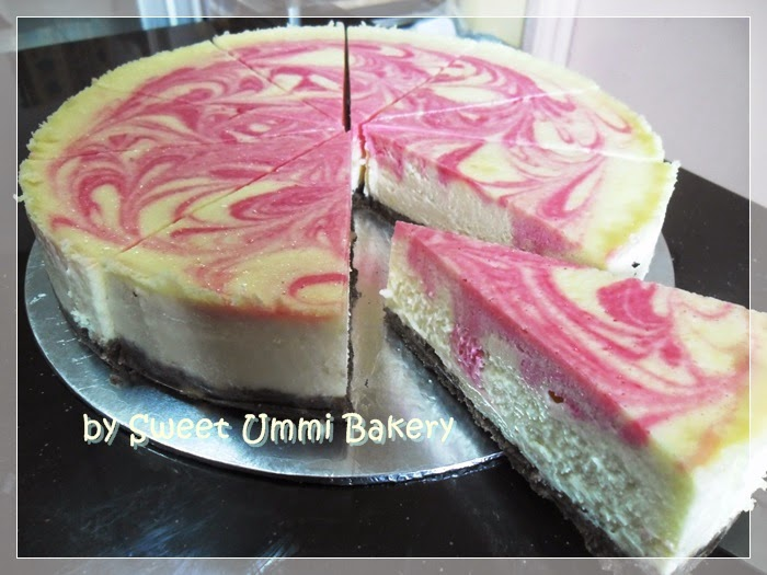 Cheesecake 1kg++ (flavor can choose)