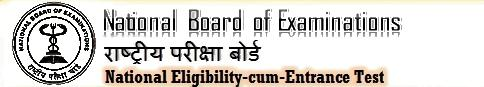 NEET PG Score Card 2013 Result