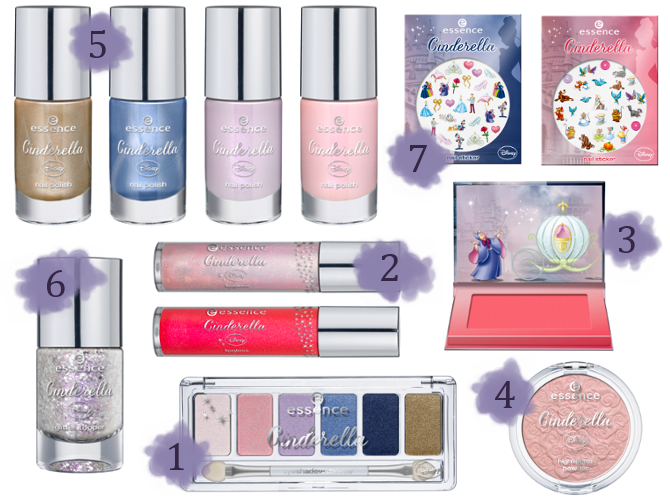 Preview essence Cinderella - Limited Edition (LE) - März 2015