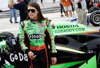 Danica Patrick nascar racing top 10 top 3