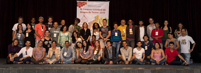 IV Encontro Estadual Minas de Grupos - Foto: Ricardo S. G.