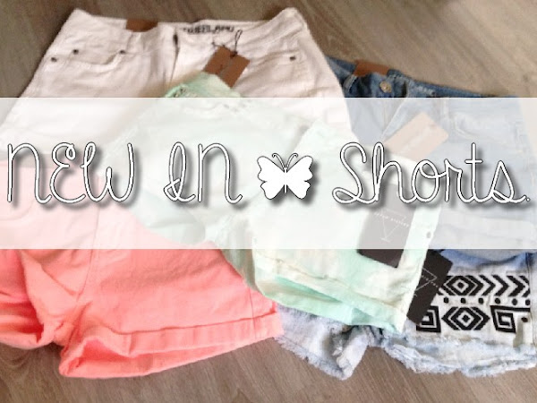 NEW IN | Shorts.