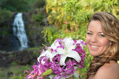 Hawaii Brides Bouquet