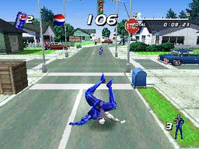 Pepsiman (1999) Full PC Game Mediafire Resumable Download Links Mini Pc Game