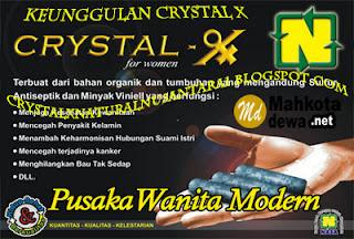 Crystal X Asli