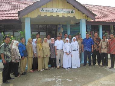 Kunjungan Tim Forkahat Pusat