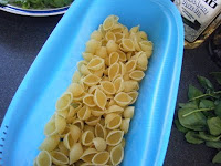 Tupperware Microwave Pasta Cooker