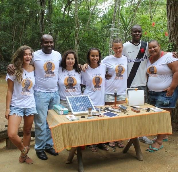 Projeto Quilombo Solar