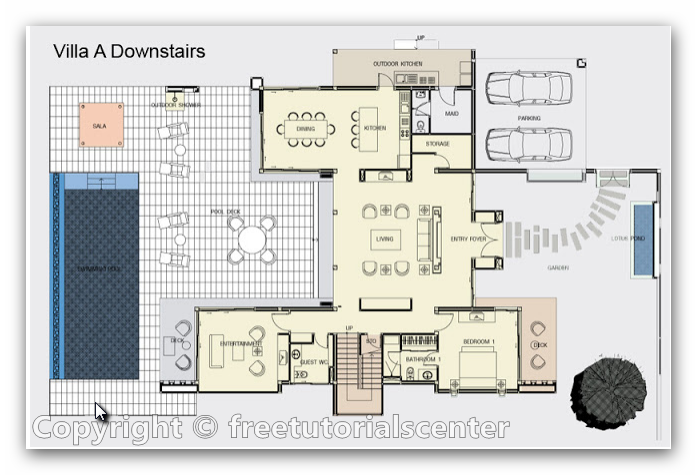 Apartment plans in autocad interior design ideas for for Apartment plans autocad