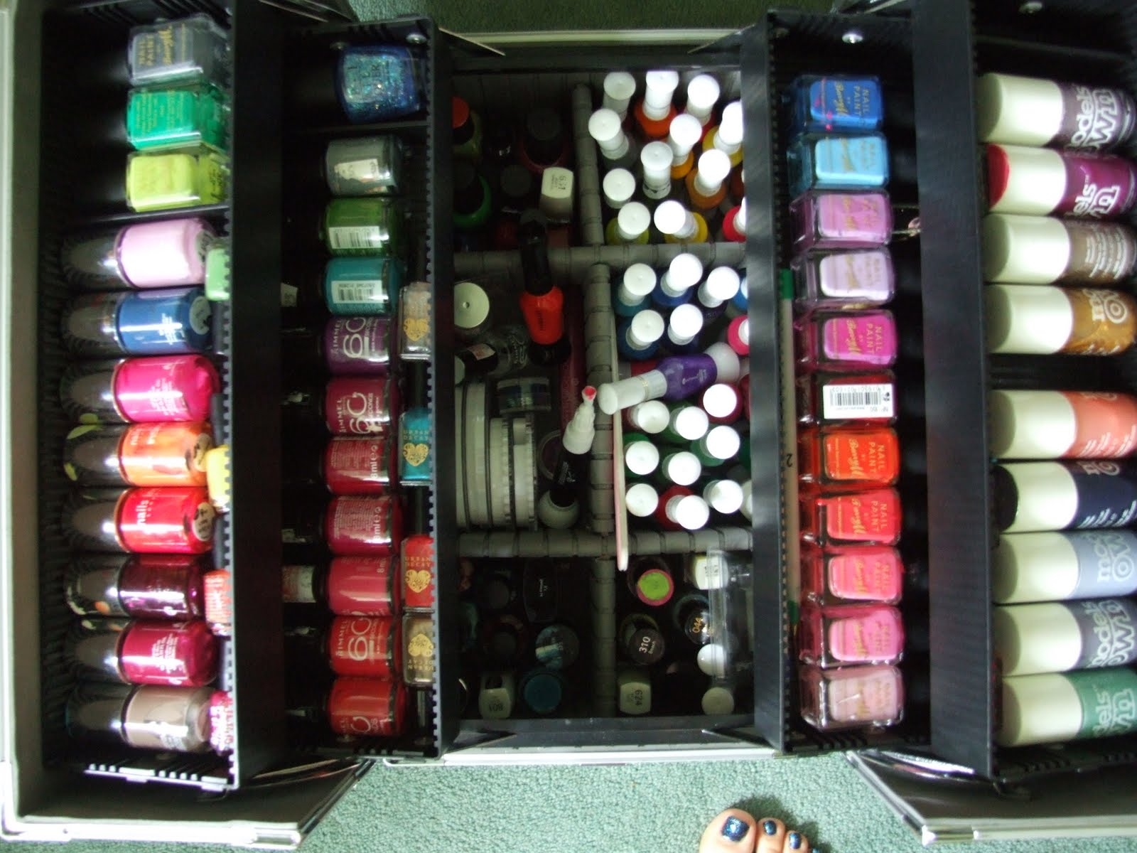 Check It Out Nail Art New Nail Storage