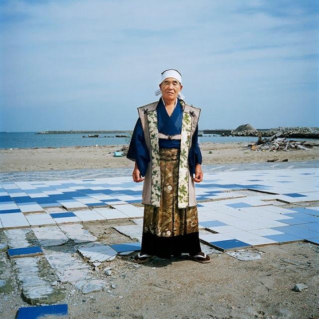 Samurais regresan a Fukushima para mantener 1.000 años de tradición