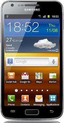 Samsung Galaxy S II LTE – GT-i9210