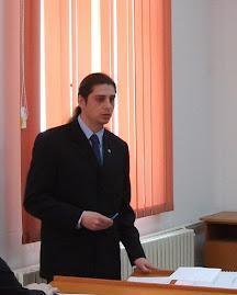 Aspecte din timpul susţinereii tezei d-lui Mihai Bogdan Atanasiu, 24.III.2012....