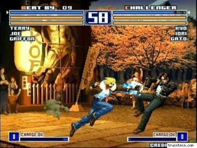 The King of Fighters 10 en 1 Iso Ps2 Ntsc www.juegosparaplaystation.com