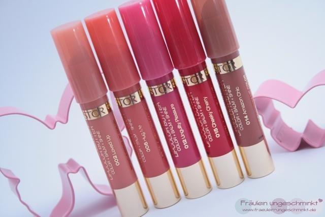 Review - Astor Soft Sensation Lipcolor Butter