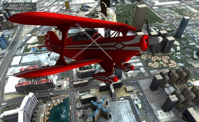Flight Unlimited Vegas HD Sim apk - Screenshoot