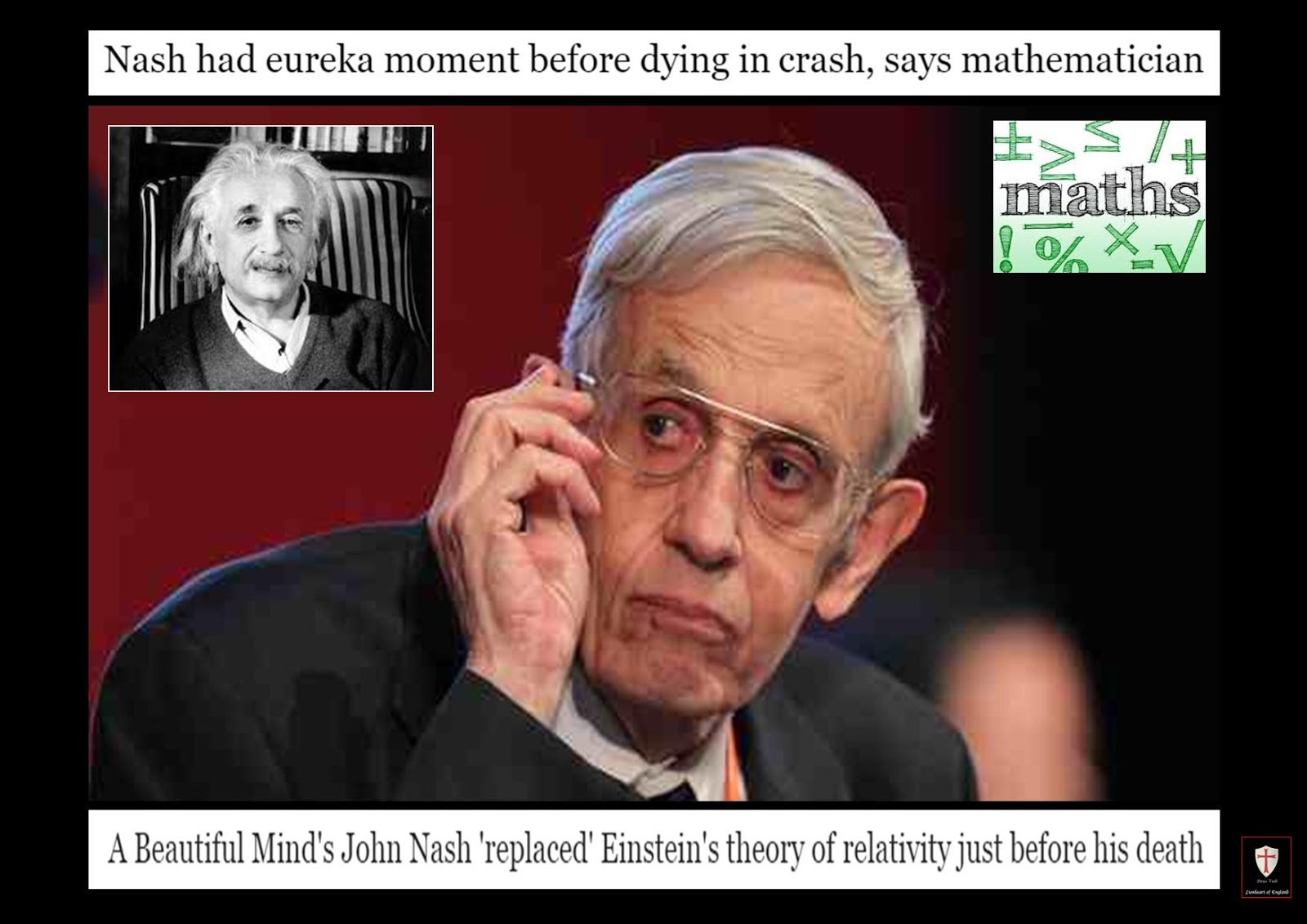 john nash dissertation game theory Game theory was the subject of nash's doctoral dissertation at princeton university expanding upon the initial game theory of john von neumann and oskar morgenstern, published in their the theory of games and economic behavior, nash developed what became known as nash's equilibrium to explain how two or more competitors can arrive at a.
