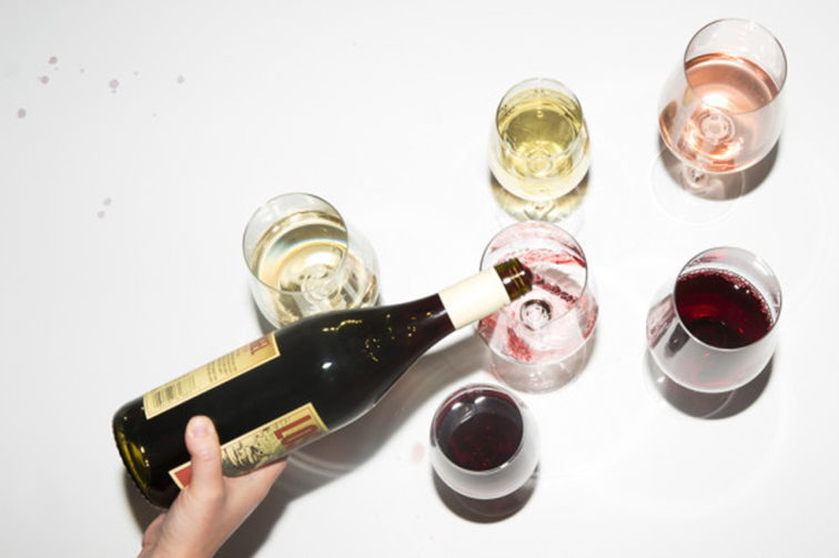 Wine from Into the Gloss
