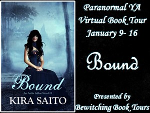 {Book Review} Bound by Kira Saito