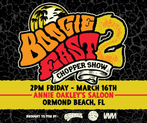 Boogie East Chopper Show